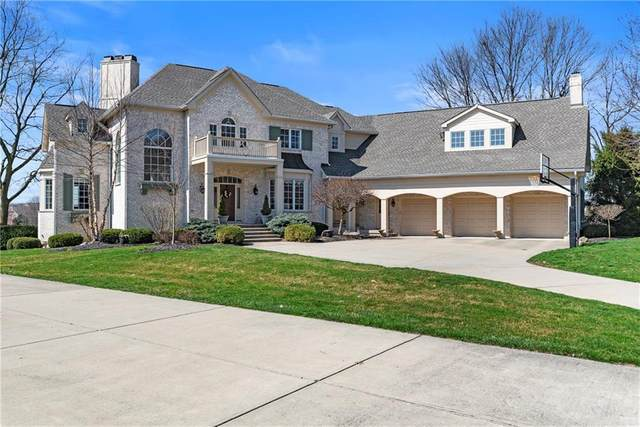 12121 Talon Trace, Fishers, IN 46037 (MLS #21702310) :: Richwine Elite Group