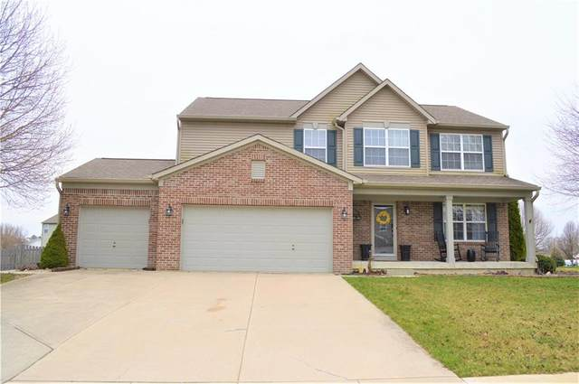 6817 Roundrock Court, Avon, IN 46123 (MLS #21702324) :: The Evelo Team