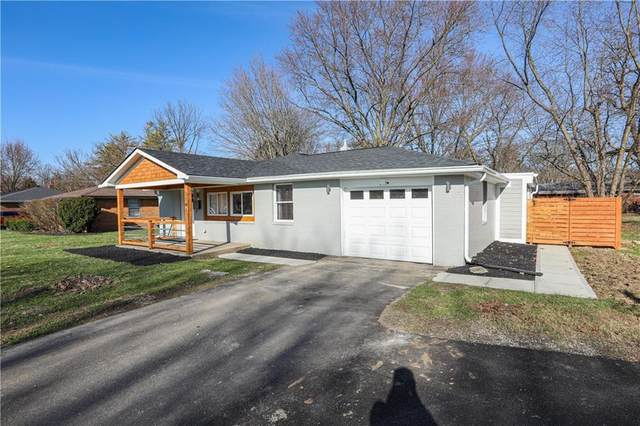 3141 N Centennial Street, Indianapolis, IN 46222 (MLS #21702336) :: AR/haus Group Realty