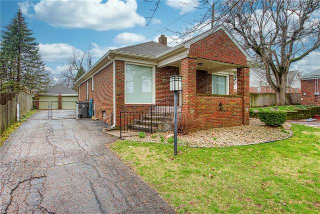 952 N Irvington Avenue, Indianapolis, IN 46219 (MLS #21702338) :: HergGroup Indianapolis