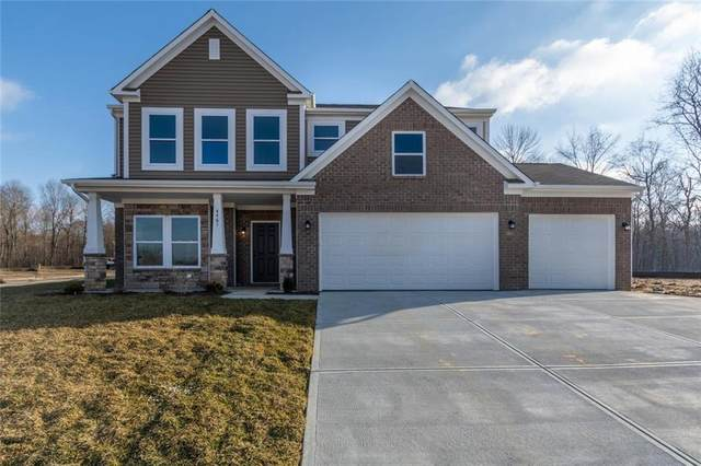 3938 (Lot 7) W Nimita Court, Bloomington, IN 47404 (MLS #21702360) :: The ORR Home Selling Team