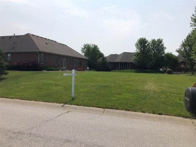 2833 Bloomsbury N, Greenwood, IN 46143 (MLS #21702401) :: The Evelo Team