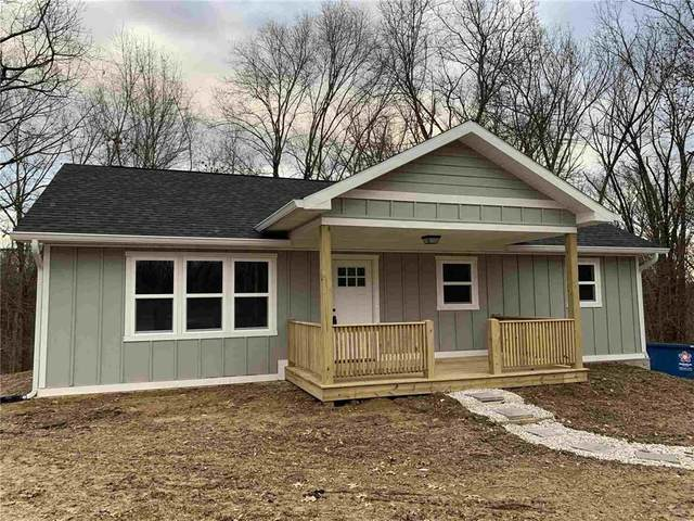 8996 E State Road 45, Unionville, IN 47468 (MLS #21702404) :: The Indy Property Source