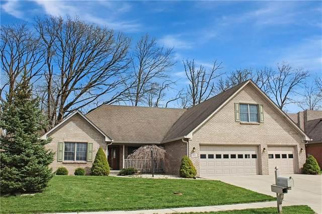 655 Raintree Drive, Avon, IN 46123 (MLS #21702412) :: Heard Real Estate Team | eXp Realty, LLC