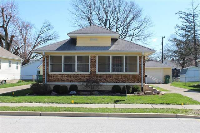 1647 N Fisher Avenue, Speedway, IN 46224 (MLS #21702432) :: Mike Price Realty Team - RE/MAX Centerstone