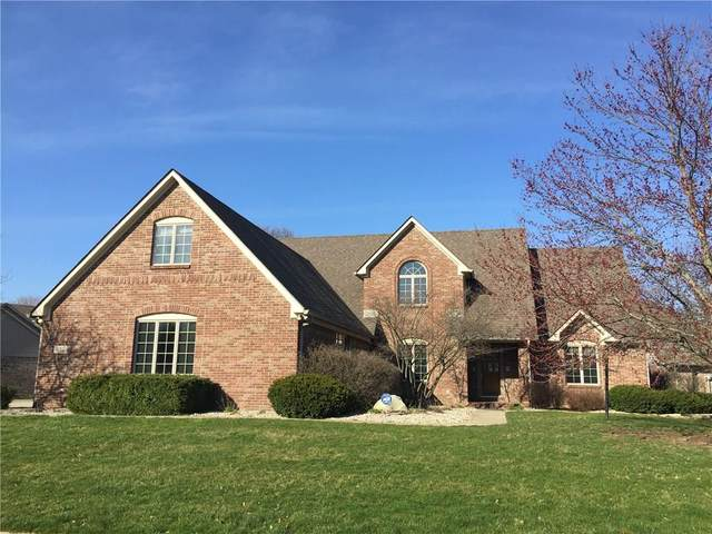 6 Spotted Owl Drive, Brownsburg, IN 46112 (MLS #21702434) :: The Indy Property Source