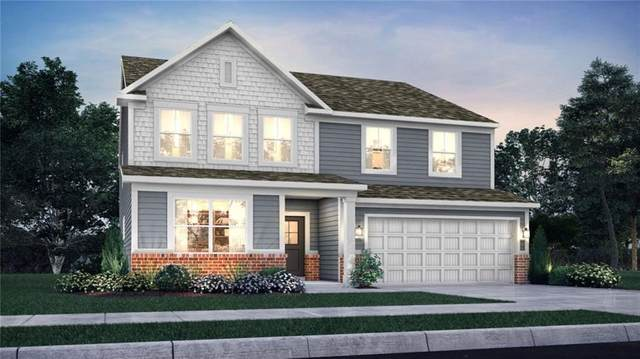 8784 Winton Place, Pendleton, IN 46064 (MLS #21702457) :: The ORR Home Selling Team