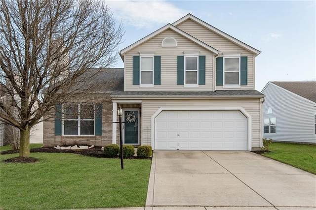 12213 Carriage Stone Drive, Fishers, IN 46037 (MLS #21702468) :: Your Journey Team