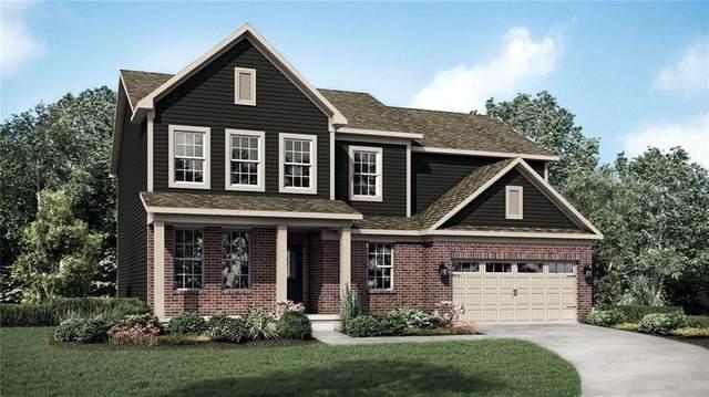 8803 Slayton Street, Pendleton, IN 46064 (MLS #21702470) :: The ORR Home Selling Team
