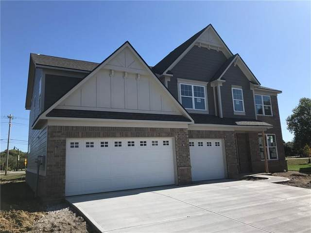 2946 Sage Court, Brownsburg, IN 46112 (MLS #21702471) :: The Indy Property Source