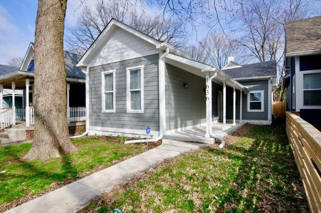 1636 Fletcher Avenue, Indianapolis, IN 46203 (MLS #21702481) :: The Evelo Team