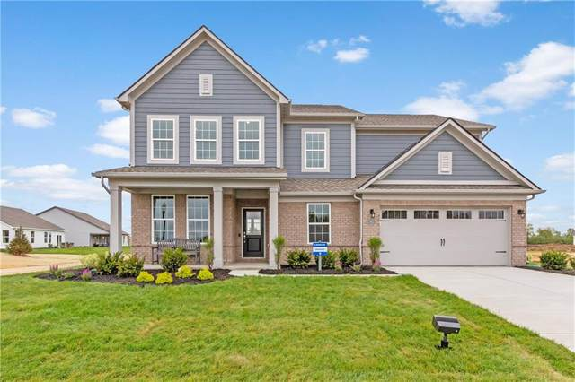 3962 New Battle Lane, Bargersville, IN 46040 (MLS #21702482) :: Mike Price Realty Team - RE/MAX Centerstone