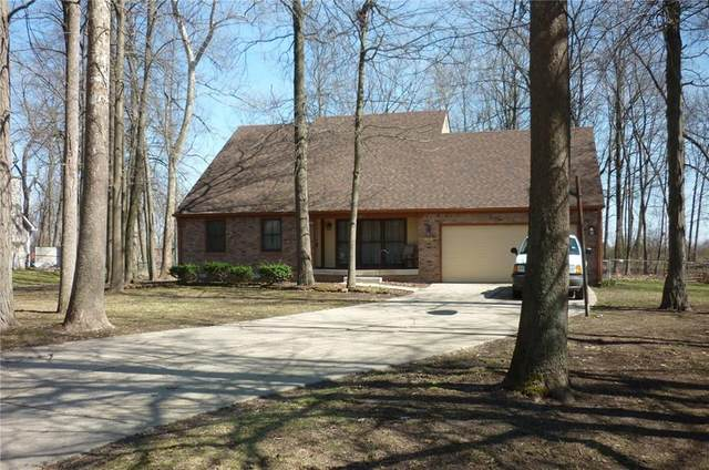 2383 Woodland Trace, Plainfield, IN 46168 (MLS #21702487) :: The Evelo Team
