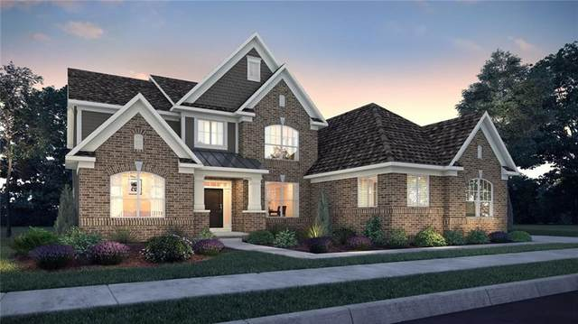 8230 Oxford Trace, Zionsville, IN 46077 (MLS #21702503) :: Your Journey Team