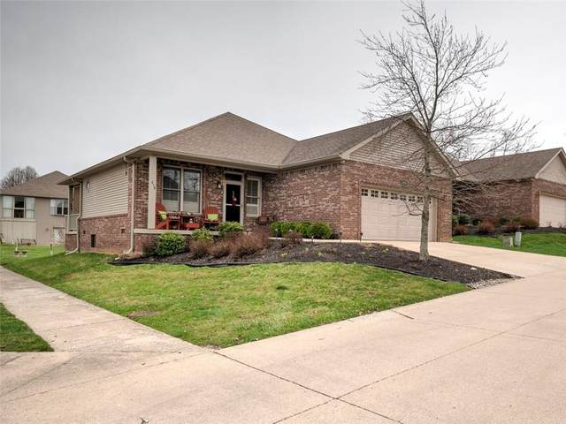 458 Glenview Drive, Greencastle, IN 46135 (MLS #21702512) :: The Indy Property Source