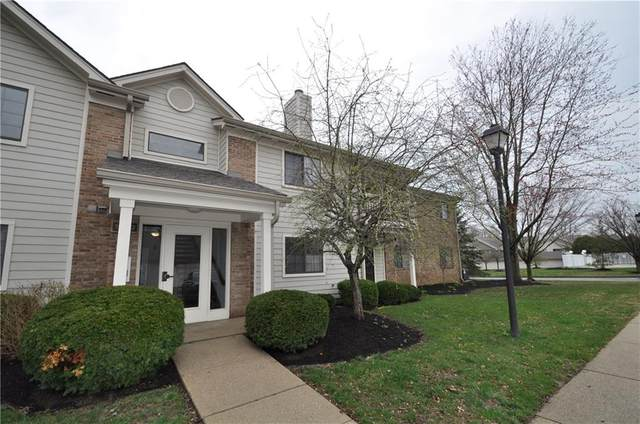 11720 Brockford Unit 208 Court #208, Carmel, IN 46032 (MLS #21702513) :: HergGroup Indianapolis