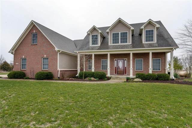 3141 W 400 N, Mccordsville, IN 46055 (MLS #21702523) :: The Evelo Team