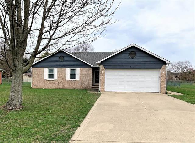 1385 Money Lane, Danville, IN 46122 (MLS #21702549) :: The Indy Property Source