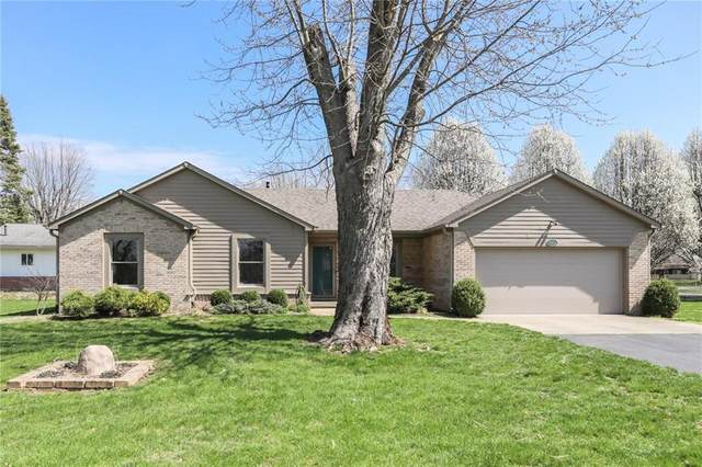 1125 Mount Pleasant Street W, Greenwood, IN 46142 (MLS #21702552) :: Mike Price Realty Team - RE/MAX Centerstone