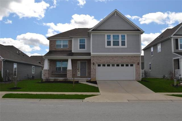 1283 Cliff View Drive, Westfield, IN 46074 (MLS #21702583) :: The Evelo Team