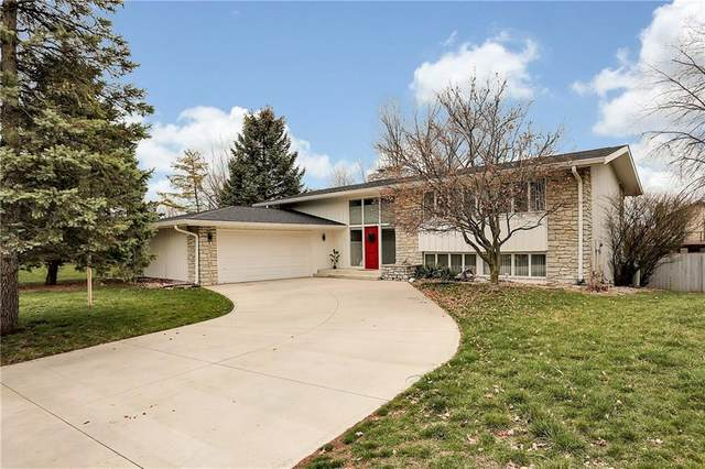 6808 Everglades Court, Indianapolis, IN 46217 (MLS #21702584) :: The Indy Property Source
