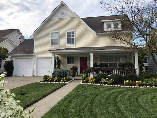5052 Bird Branch Drive, Indianapolis, IN 46268 (MLS #21702588) :: Mike Price Realty Team - RE/MAX Centerstone