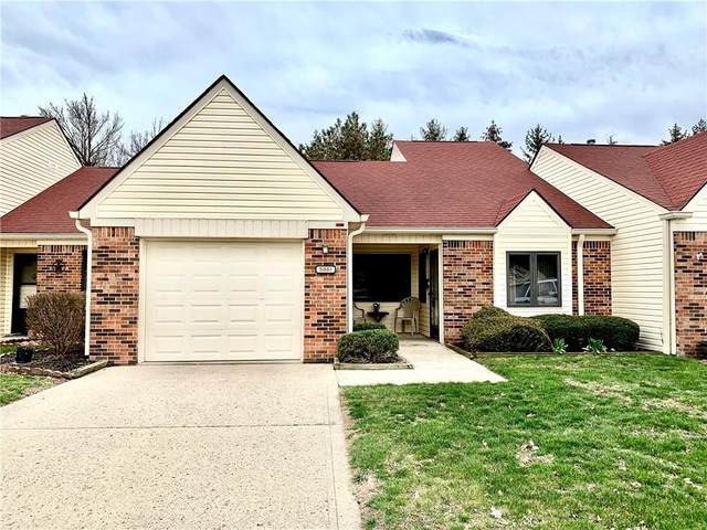 5461 Happy Hollow, Indianapolis, IN 46268 (MLS #21702594) :: The ORR Home Selling Team