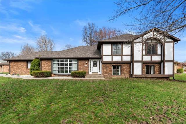 550 Teton Trail, Indianapolis, IN 46217 (MLS #21702600) :: The Indy Property Source
