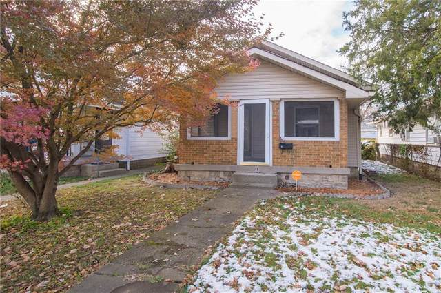 928 N Drexel Avenue, Indianapolis, IN 46201 (MLS #21702609) :: The Indy Property Source