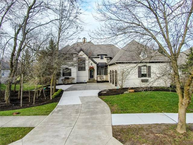 11300 Hawthorn Ridge, Fishers, IN 46037 (MLS #21702648) :: Anthony Robinson & AMR Real Estate Group LLC
