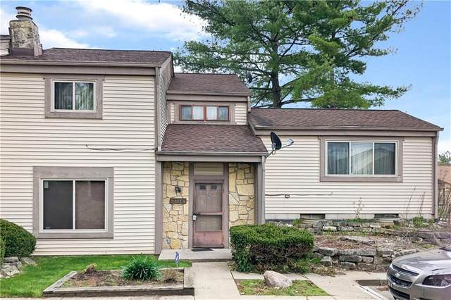 7750 Eagle Valley Pass, Indianapolis, IN 46214 (MLS #21702676) :: The ORR Home Selling Team