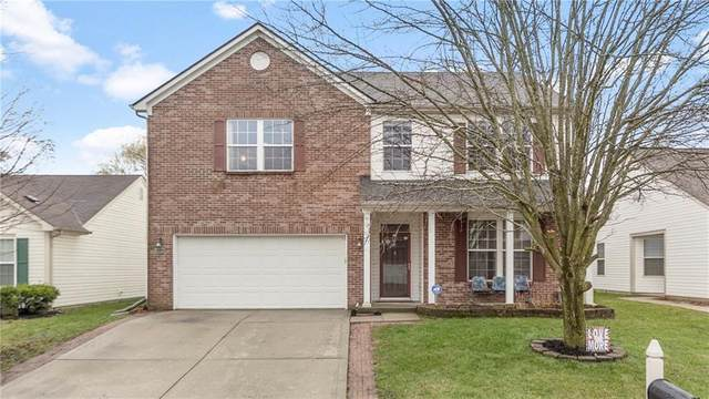 10727 Hanover Court, Indianapolis, IN 46231 (MLS #21702687) :: Your Journey Team