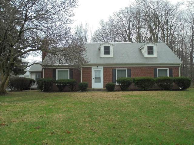 9715 E 10th Street, Indianapolis, IN 46229 (MLS #21702691) :: Your Journey Team