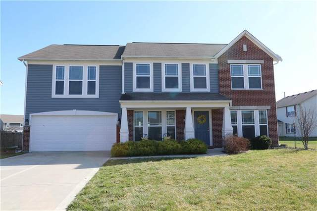 5633 W Woodhaven Drive, Mccordsville, IN 46055 (MLS #21702692) :: Heard Real Estate Team | eXp Realty, LLC