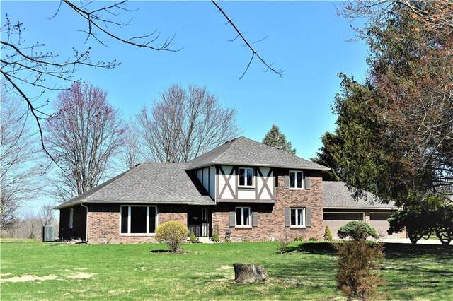 3550 W Smokey Row Road, Bargersville, IN 46106 (MLS #21702694) :: Mike Price Realty Team - RE/MAX Centerstone
