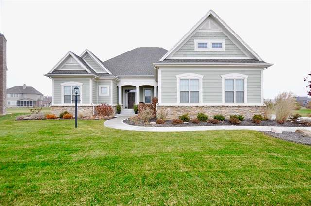 13947 Amber Meadow Drive E, Fishers, IN 46038 (MLS #21702697) :: Your Journey Team