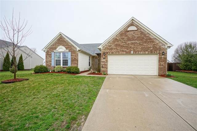 1184 Turfway Drive, Avon, IN 46123 (MLS #21702715) :: The Evelo Team