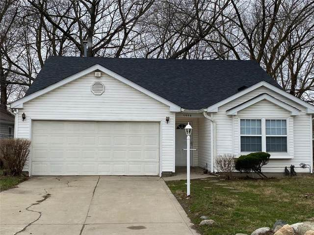 3906 Layman, Indianapolis, IN 46226 (MLS #21702720) :: Mike Price Realty Team - RE/MAX Centerstone
