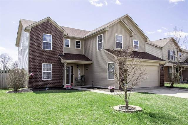 911 Dorothy Drive, Greenfield, IN 46140 (MLS #21702723) :: Heard Real Estate Team   eXp Realty, LLC