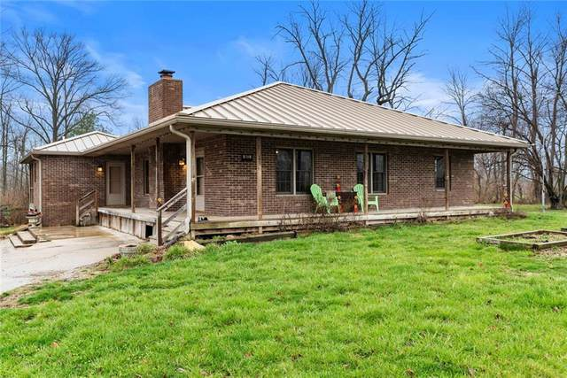 9613 N 400 E, Alexandria, IN 46001 (MLS #21702724) :: The ORR Home Selling Team