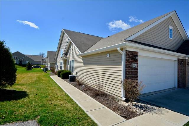 9732 Highpoint Rdg Drive #104, Fishers, IN 46037 (MLS #21702731) :: The Indy Property Source