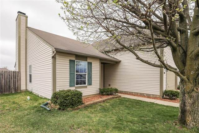1010 Galliten Court, Greenwood, IN 46143 (MLS #21702735) :: The Indy Property Source