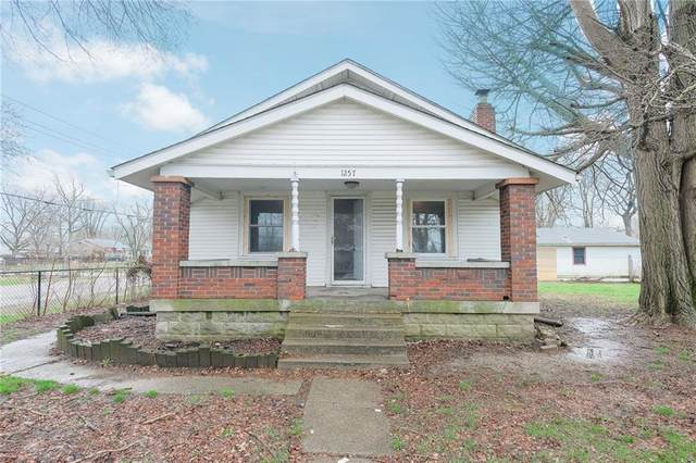 1257 Knox Street, Indianapolis, IN 46227 (MLS #21702740) :: The Indy Property Source
