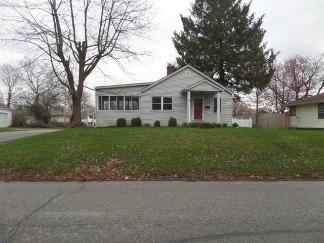703 S East Street, Plainfield, IN 46168 (MLS #21702745) :: The Indy Property Source