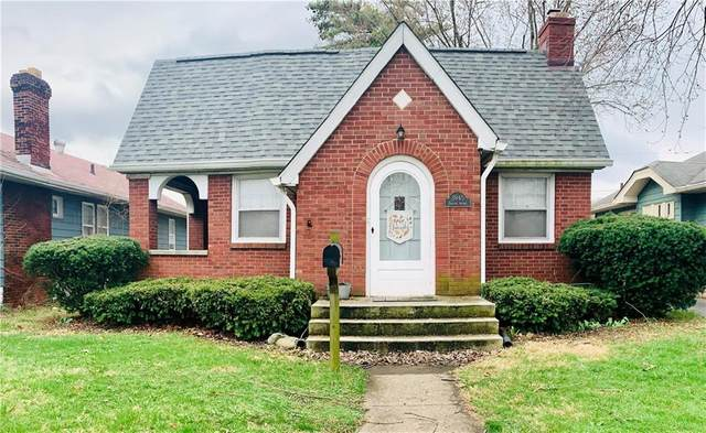 3945 English Avenue, Indianapolis, IN 46201 (MLS #21702764) :: The Indy Property Source