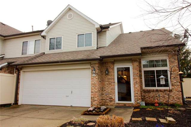 254D Bastion Place, Avon, IN 46123 (MLS #21702765) :: Richwine Elite Group