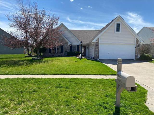 1053 Fountain Grass Drive, Greenwood, IN 46143 (MLS #21702766) :: Mike Price Realty Team - RE/MAX Centerstone