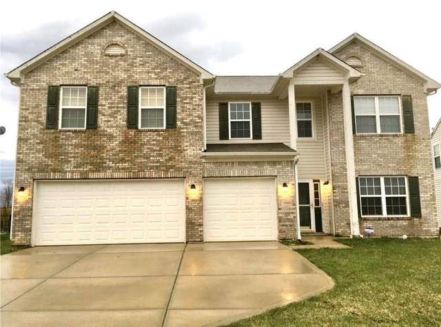 4718 Birmingham Drive, Indianapolis, IN 46235 (MLS #21702768) :: Richwine Elite Group