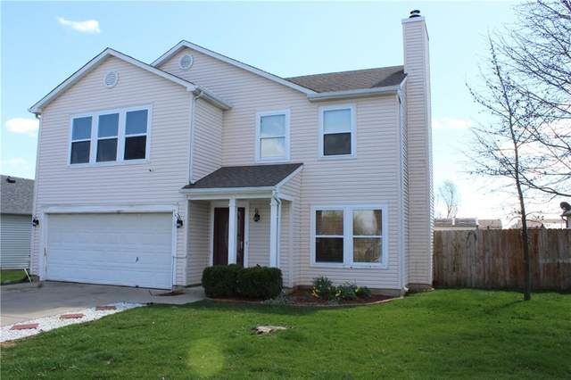 307 Winterset Way, Greenwood, IN 46143 (MLS #21702769) :: The Indy Property Source