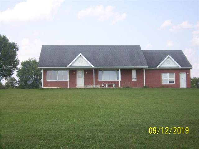 9100 E County Road 450 S, Selma, IN 47383 (MLS #21702774) :: The ORR Home Selling Team